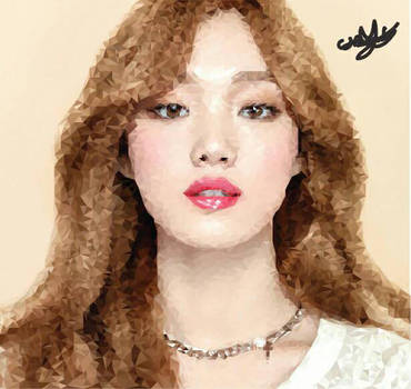 Lee Sung-Kyung by Regesta