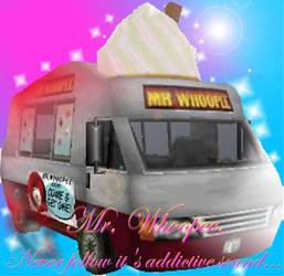 Mr. Whoopie, Nightmare Truck by Link40