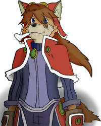 Red Savarin colored by Link40