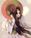 Chinese_costume by o2cake
