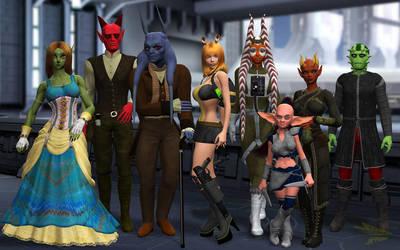 Resistance Fighters by jpapasso