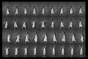 Muybridge Study - Shanna by jpapasso
