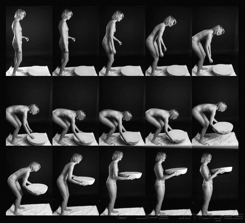 Muybridge Study - Nicole 03 by jpapasso