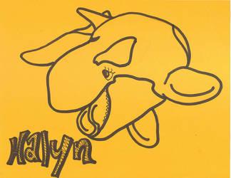 Orange Halyn by TaKaRa006