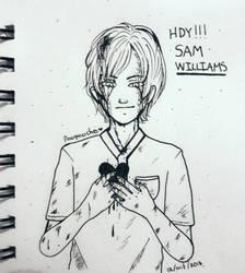 Sam Williams | Happy Birthday! | by Whiter028