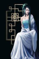 Jade Phoenix by thehiddensapphire