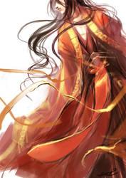 Phoenix by thehiddensapphire