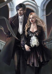 Princess of Night by thehiddensapphire