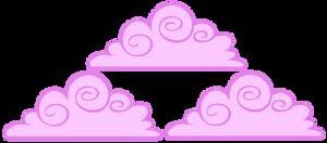 Sugar Cloud's Cutie Mark [Request] by Lahirien