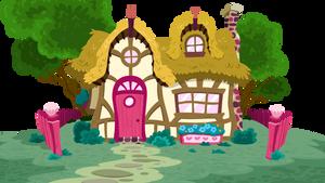 Petunia's House by Lahirien