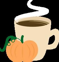 Pumpkin Spice's Cutie Mark [Request] by Lahirien