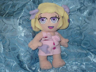 Hot Springs Elise plush by VickyJ