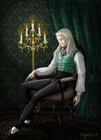 HP - Mr Malfoy by Gudulett-e
