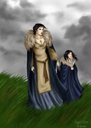 HP - Rowena Ravenclaw V2 by Gudulett-e