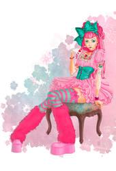 Princesse Pudding by Gudulett-e
