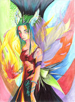 Element Of Color by Courtney-Crowe
