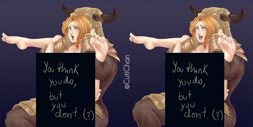 Athena_Pack_Commission by CutiChan