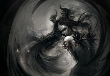 Maleficent by Umika-Sayoji