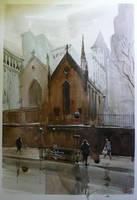 trinity church nyc by terton