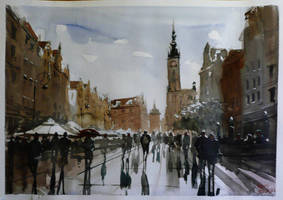Gdansk by terton