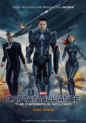 Mass Effect: Captain Alliance by TruePrince