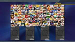 Random Smash Roster #23 by MrYoshi1996