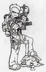 KF Character Berzerker 1 by balrogtheclown