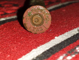 WWI bullet casing by free-gamer4ever