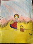 Happy very late Birthday Ukraine-chan!!! by Whitelili123