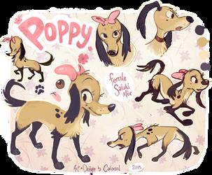 Poppy Ref 2015 by Colonels-Corner