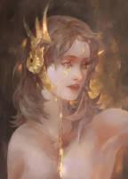 Goddess by tetsu89
