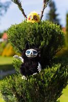 Bush for dolls 2 by KrafiCat