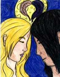 Kissing You by penut-butter-goddess