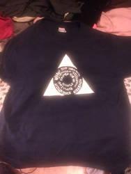 Azorius Shirt by Ladyofevilness