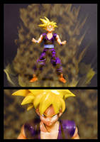 Cell vs Gohan Part 1 - p1 by SUnicron