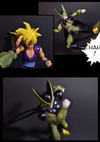 Cell vs Gohan Part 1 - p5 by SUnicron