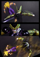Cell vs Gohan Part 1 - p6 by SUnicron