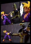 Cell vs Gohan Part 2 - p3 by SUnicron