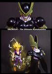 Cell vs Gohan Part 4 - p1 by SUnicron