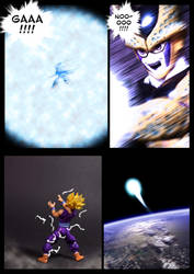 Cell vs Gohan Part 4 - p11 by SUnicron