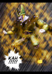 Cell vs Gohan Part 5 - p4 by SUnicron
