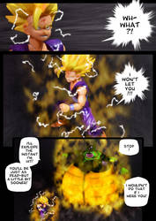 Cell vs Gohan Part 5 - p10 by SUnicron
