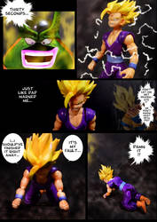 Cell vs Gohan Part 5 - p11 by SUnicron