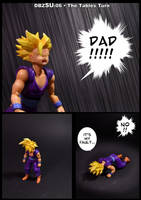 Cell vs Gohan Part 6 - p1 by SUnicron