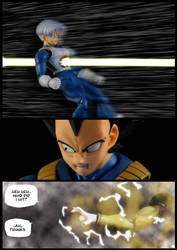 Cell vs Gohan Part 6 - p3 by SUnicron