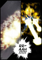 Cell vs Gohan Part 6 - p9 by SUnicron