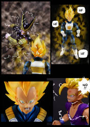 Cell vs Gohan Part 6 - p10 by SUnicron