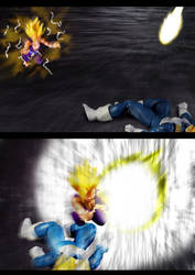 Cell vs Gohan Part 6 - p13 by SUnicron