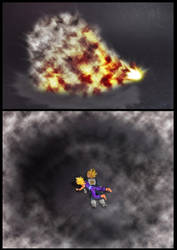 Cell vs Gohan Part 6 - p14 by SUnicron