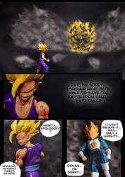 Cell vs. Gohan Part 7 - p3 by SUnicron